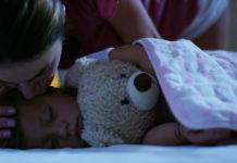 Sömnproblem hos de små